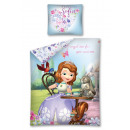 wholesale Licensed Products: bed linen Princess Sofia 140x200 70x80