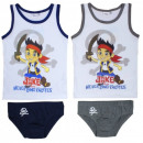 Jake and the Never Land Pirates SET OF LINEN boy