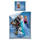 Bedding 140x200 70x80 frozen Disney coton