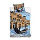 grossiste Linge de lit & Matelas: drap Venise 160/200 promotion