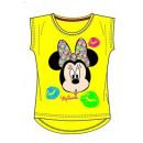 T-Shirt Minnie Geel 3-8 jaar