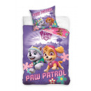 bed linen Paw Patrol 140x200 70x90 100% coton