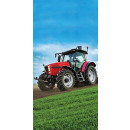 towel youth beach 140x70 tractor coton