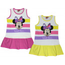 grossiste Articles sous Licence: GIRLS GIRL DRESS Minnie 98-128