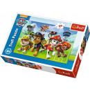 Puzzle 60 pieces - Paw Patrol, Ready for action