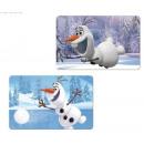 hurtownia Produkty licencyjne:Podkładki 3D Frozen Olaf