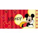 handdoek baden Mickey Disney 140x70 katoen