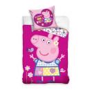 Peppa Pig bedding 140x200 70x80 coton