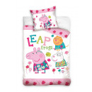 bed linen for cots 135x100 60x40 Peppa Pig