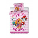 Bedding for baby cot 135x100 Paw Patrol