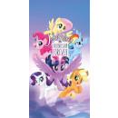 towel 140x70 My Little Pony unicorn
