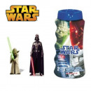 Star Wars - bain moussant 2en1 et shampoing 475 ml