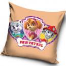 Pillow 40x40 Paw Patrol coton polyester