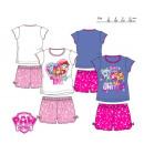 Großhandel Nachtwäsche: Schlafanzug Sommer  Paw Patrol Baumwolle 3-6lat