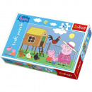 Puzzle Peppa 30 EL. Peppa, A visit to the hen hous
