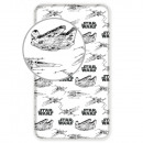 JJ fitted sheet Star Wars 9 90/200