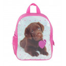 wholesale Backpacks: With a dog  backpack for kindergarten