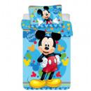 Baby bedding Mickey mouse 135x100 40x60 coton