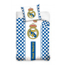 bed linen real Madrit 160x200 70x80 coton