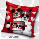 duvet cover Valentine's day 40x40 microfiber