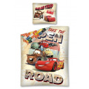wholesale Licensed Products: bed linen Disney  Cars 160x200 70x80 100% coton