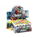 ingrosso Prodotti con Licenza (Licensing): BOLLE DI SAPONE - Avengers 60 ML