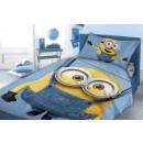 bed linen minnions minion Minions 140x200 70x90