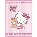 Acrílico manta Disney Hello Kitty 110/80 cuadro