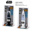 Lámpara de Star Wars altura de 18 cm, agitar y bri