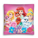 duvet cover on the pillow Princess Disney