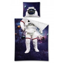 bed linen Youth My Hero 160x200 70x80 Cosmonaut