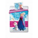 mayorista Artículos con licencia: sábana Disney  frozen 140x200 70x90 100% algodón