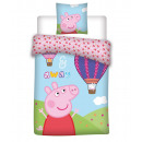 wholesale Licensed Products: Peppa 037DK 100/135 + 40/60 bedding set
