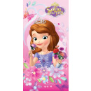 handdoek baden Disney 140x70 Princess Sofia
