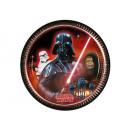 Plaques d'  anniversaire de Star Wars & Her