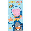 towel Peppa Pig 70/140