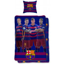 wholesale Licensed Products: bed linen FC  Barcelona 140x200 70x90 coton