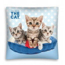 duvet cover 40x40 cat Decorative Microfiber