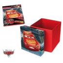 Pouf a box for Disney Cars toys