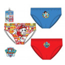 wholesale Underwear: Set of briefs boy Paw Patrol 2-8lat box3pcs