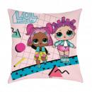 Großhandel Home & Living: Kissen 40x40 Puppen lol lol