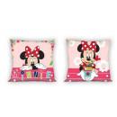 colcha edredón almohada de Disney Minnie 40x40 alg