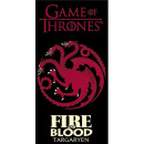towel Game of throne 140x70 coton
