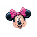 Foil balloon mouse Minnie 71 x 58 cm