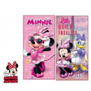 Handtuch Bad  Cotton Maus Minnie 140x70