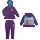 purple tracksuit Disney frozen warm 98-128