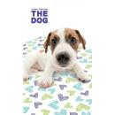 wholesale Bath & Towelling: towel 30x50 100% coton dog