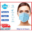 wholesale Business Equipment: Protective mask 3 layers shipping 12 hours