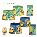 wholesale Swimwear: Minions Minions bathing shorts 3-8 years old