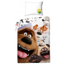 The Secret Life of Pets Bedding 140x200 coton